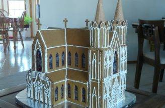 Victorian Gingerbread House Template Saw