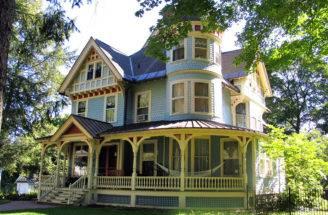 Victorian Home Architectural Styles Designs Romanski Group