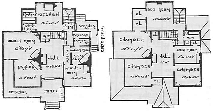remodel old house plans - house plans