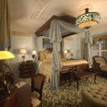 Victorian Master Bedroom Comfortable Home Design