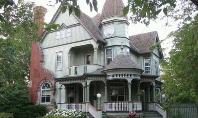 Victorian Style Home Wisconsin Second French Empire Gothic Reviva