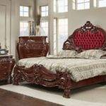 Victorian Tafted Bedroom Furniture