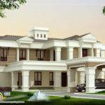 Villa Design Kerala Home Floor Plans