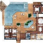 Villa Floor Plans Architectural Designs House Modern