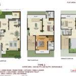 Villas Floor Plan Panchsheel Noida