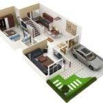 Ville Panache Duplex House Plans Designers