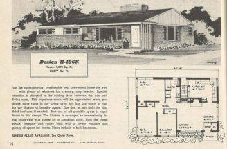 Vintage House Plans Antique Alter Ego
