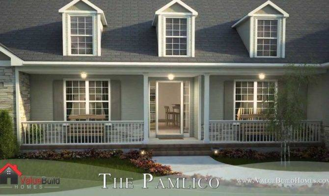 Virtual Tour Pamlico House Plan Youtube