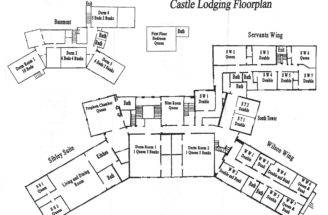 Voguish Mansion Floor Plans Current Plan