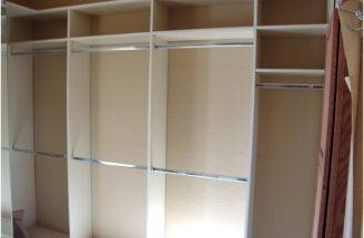Wardrobe Closet Built Plans