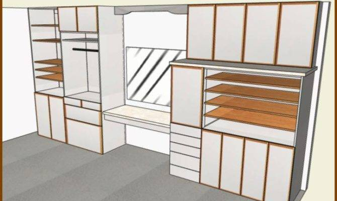Wardrobe Design Drawings Designs Concepts Newinteriorhome