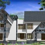 Western Style Home Design Kerala Floor