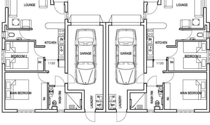 Wilgepark Bedroom Unit Plans