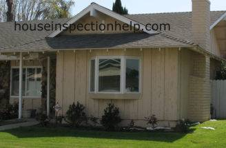 Wood House Siding Worm