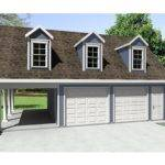 Woodwork Detached Garage Carport Plans Pdf