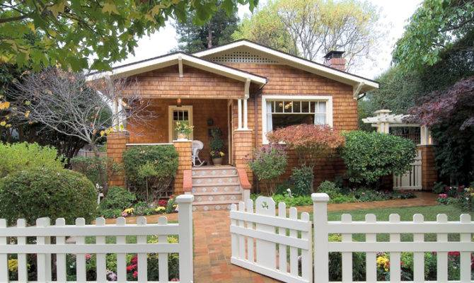 Word Bungalow May Seem Today Like Synonym Cottage But