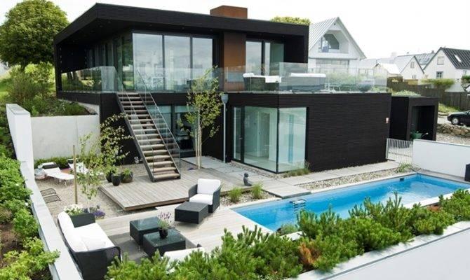 World Architecture Modern Beach House Minimalist Interior