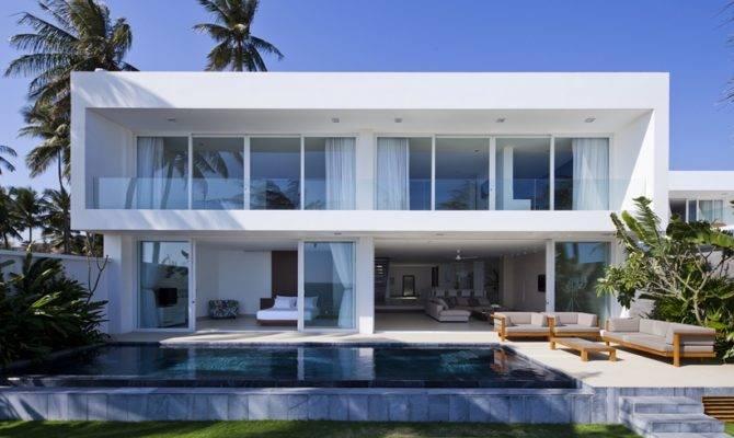 World Architecture Stunning Modern Beach House Architects