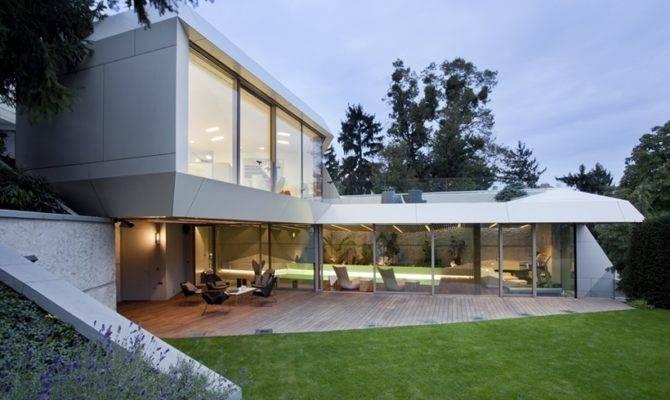 World Architecture Ultra Modern House Architekti Slovakia