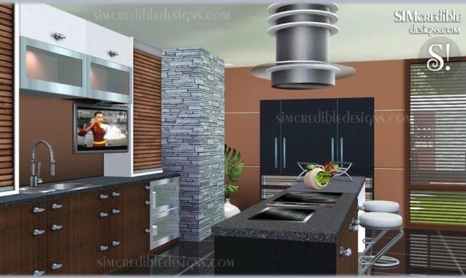 Sims Kitchen Ideas