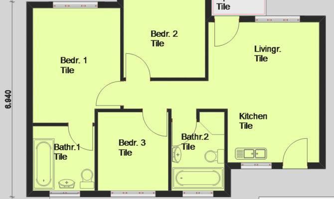 Zahouse Plans Building House Floor