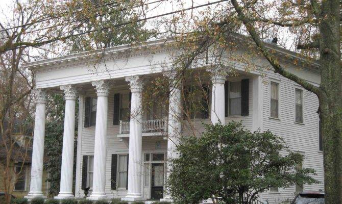 Academic Eclectic Styles Neo Classical Midtown