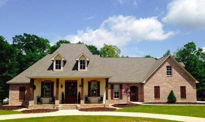 Acadian House Plans Architectural Designs