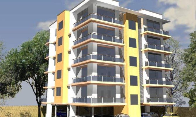 Adams Accra Ghana Design Apartment House Apartments