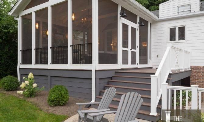 Adding Screened Porch Mobile Home