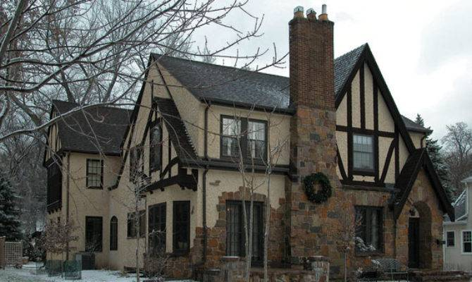Adding Tudor Old House