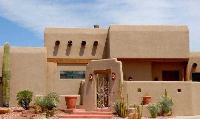 Adobe Houses Pueblo Style Southwest Realtor