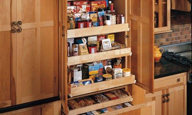 Advantages Kitchen Pantry Cabinets Allstateloghomes