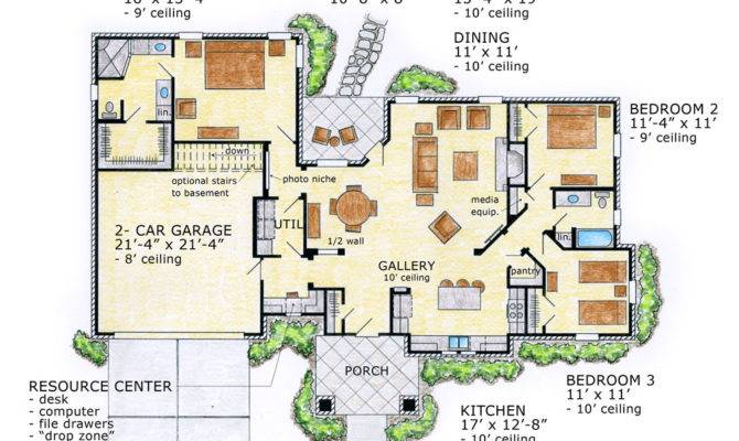 Affordable Builder Friendly House Plans