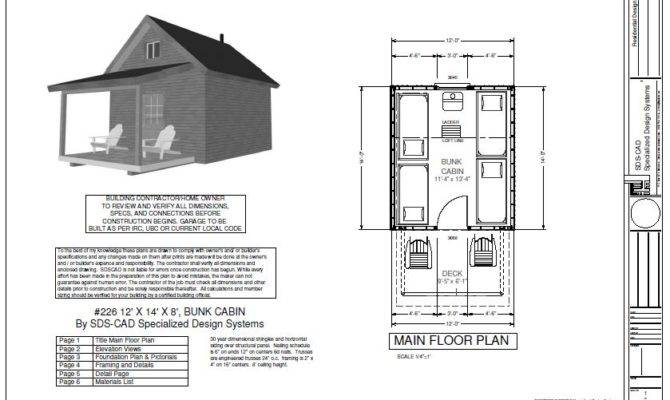 Affordable Cabin Plans