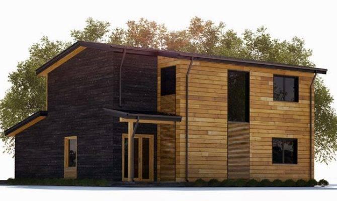 Affordable Home Plans Bedroom Economical Plan