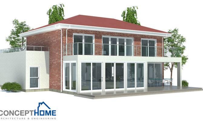 Affordable Home Plans Economical House