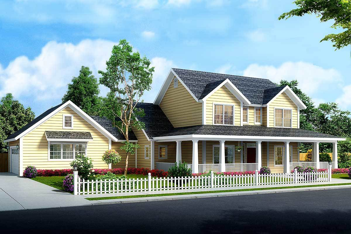 Affordable House Plans Architectural Designs