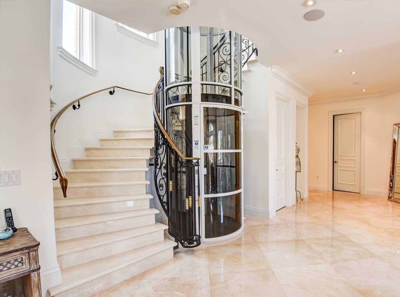 Aging Place Home Elevators Rise Parker