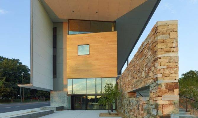 Aianc Center Architecture Design Frank Harmon