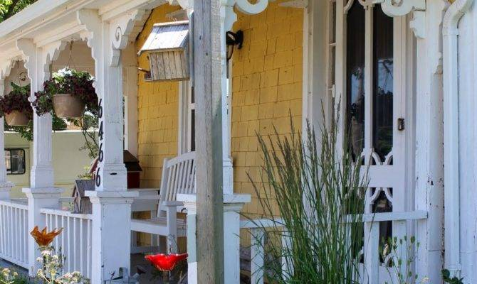 Aiken House Gardens Summer Porches