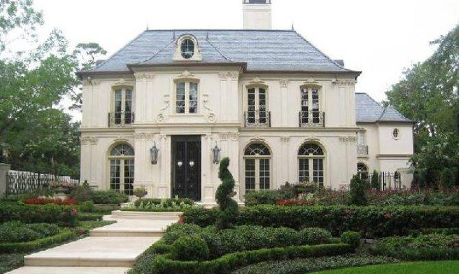 Alfa Img Showing French Chateau Style House Plans