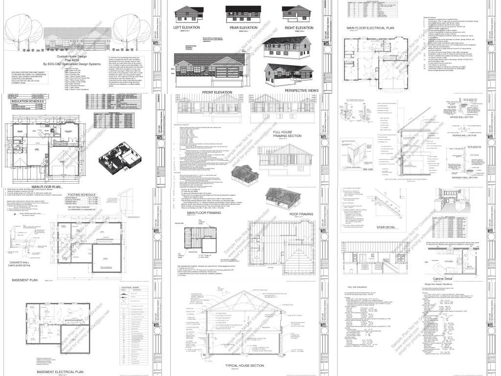 All Bunkhouse Plans Available Instantly Link
