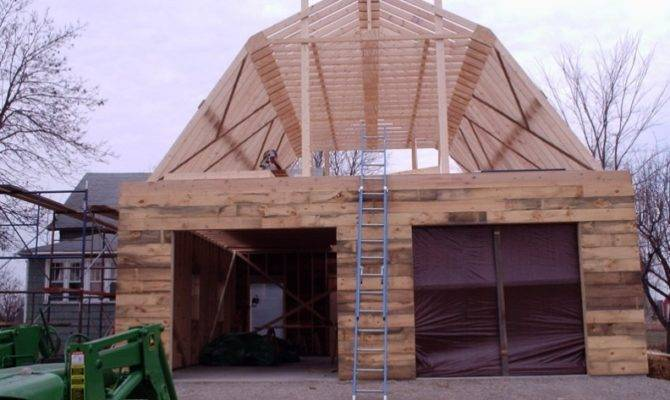 All Gambrel Roof Calculation Implementation