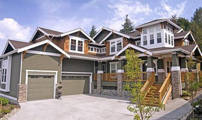 Alva Luxury Craftsman Home Plan House Plans