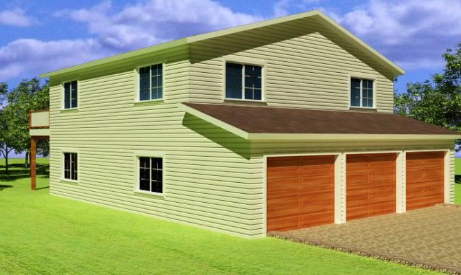Amazing Apartment Over Garage Plans
