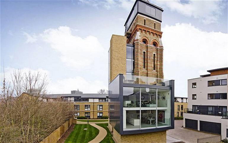Amazing Conversions Random Structures Into Homes