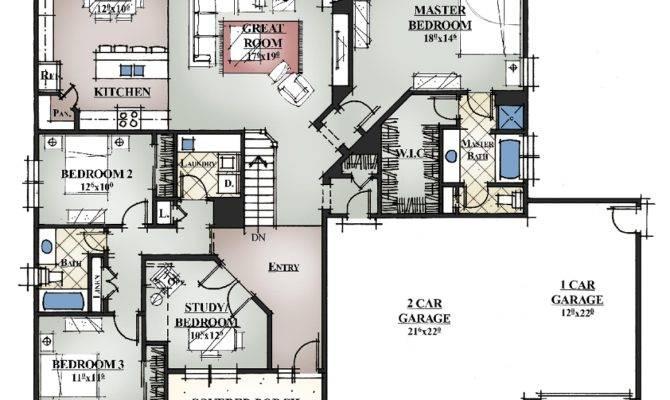 Amazing Custom Home Plans Homes Floor