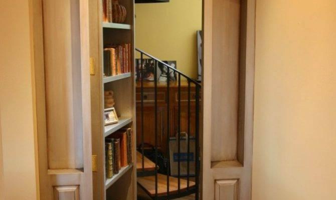 Amazing Hidden Rooms Secret Passageways Houses