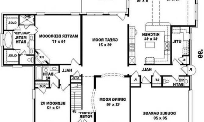 Amazing House Plans Pool Clipgoo