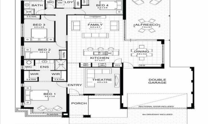 Amazing Houses Small Home Floor Plans